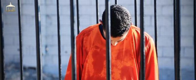 イスラム国捕虜のヨルダン人パイロット、ムアズ・カサースベさん 生きたまま火炙りで処刑 空爆の報復、見せしめの模様 defence international r18