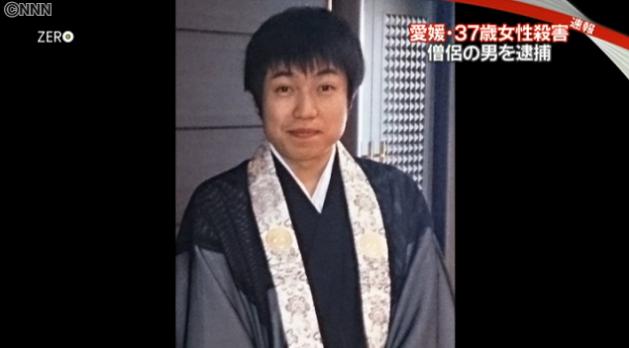 松山市黒田美貴さん殺害、僧侶・来見佳典容疑者を逮捕 DNAなど被害者の爪に残った皮膚と一致か crime jiken