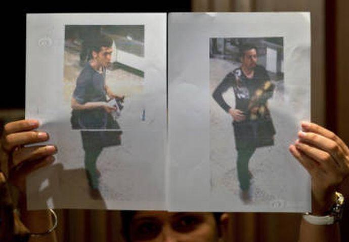 マレーシア航空機不明事故、盗難パスポートで搭乗していた2名の写真、当局より公開される一人はイラン人の男性2人テロ実行犯か? defence ajia saigai gaijin crime international