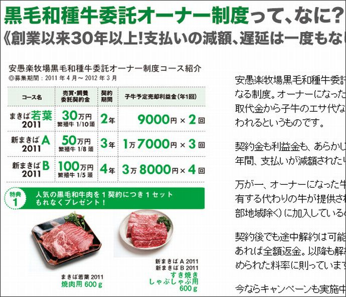"""「牛肉くらい自分で買うべきだった」全く反省のない被害者達安愚楽牧場被害者、国に83億円賠償求め提訴訴因は""""監督不十分"""" %e9%87%91%e8%9e%8d%e3%83%bb%e5%b8%82%e6%b3%81 %e7%a4%be%e4%bc%9a%e4%bf%9d%e9%9a%9c%e3%83%bb%e5%b9%b4%e9%87%91%e8%a9%90%e6%ac%ba %e7%8a%af%e7%bd%aa%e8%a2%ab%e5%ae%b3 %e6%b6%88%e8%b2%bb %e4%bb%8b%e8%ad%b7%e3%83%bb%e5%b9%b4%e9%87%91 %e3%83%a2%e3%83%a9%e3%83%ab%e3%83%8f%e3%82%b6%e3%83%bc%e3%83%89 domestic jiken %e9%ab%98%e9%bd%a2%e5%8c%96 economy"""