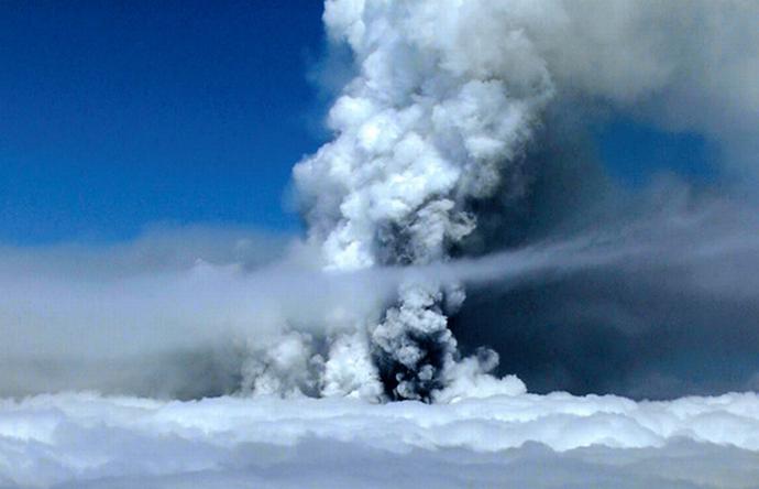御嶽山が噴火、火山灰などの吸い込み、落石などで負傷者発生 王滝村、下呂市、高山市、木曽町で入山規制発令 警戒レベル3 saigai defence