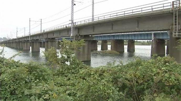 平塚市で猟奇殺人 ビニールシートと布団で包んだ女性の遺体、相模川に遺棄 ロープで縛り上げ何者かが川に投げ捨てる crime jiken