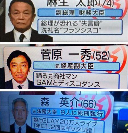 次回から選挙はエンタメ・芸能枠で報道すべき 馬鹿丸出し日本マスコミ、安部総理の改憲発言に発狂 %e6%b0%91%e6%97%8f%e3%83%bb%e3%82%a4%e3%83%87%e3%82%aa%e3%83%ad%e3%82%ae%e3%83%bc %e6%94%bf%e6%b2%bb%e3%82%b4%e3%83%ad%e3%83%bb%e6%94%bf%e6%b2%bb%e5%ae%b6%e3%82%82%e3%81%a9%e3%81%8d houdouhigai netouyo health politics
