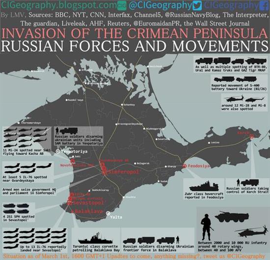 NATO軍も参戦?クーデター政権の要請受け緊急首脳会談開催クリミア議会など制圧されたウクライナ、ロシアと戦争開始を宣言 defence international
