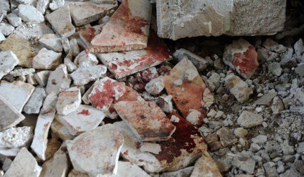 """シリア反体制派、友軍のクルド人民兵・クルド人住人も虐殺開始化学兵器使用も真っ赤なウソ?""""シリア軍兵士を「処刑」か反体制派、映像入手と米紙"""" god budah houdouhigai international"""