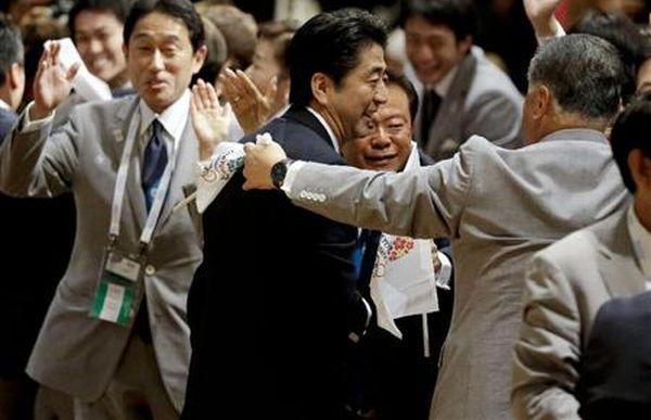 日本政府「汚染水完全ブロック宣言を撤回します」IOC「」 安倍ちゃん「国民の皆さん、私は約束を守る男であると消費税で証明します!」 tepco politics