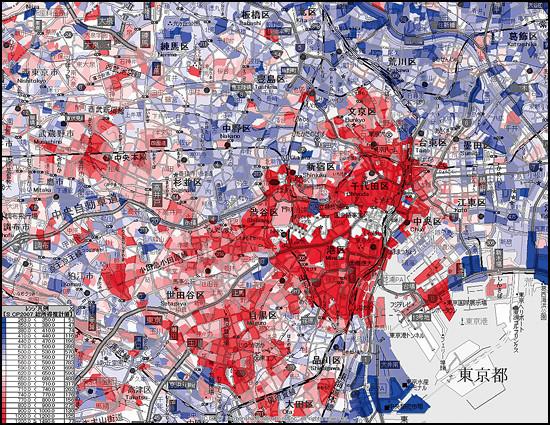 車なしで過ごせる街しか発展できない?都市別進学率などで見る衰退する街、繁栄する街 %e6%b6%88%e8%b2%bb %e6%94%bf%e7%ad%96%e3%83%bb%e7%9c%81%e5%ba%81 %e4%bd%8f%e5%b1%85 health economy