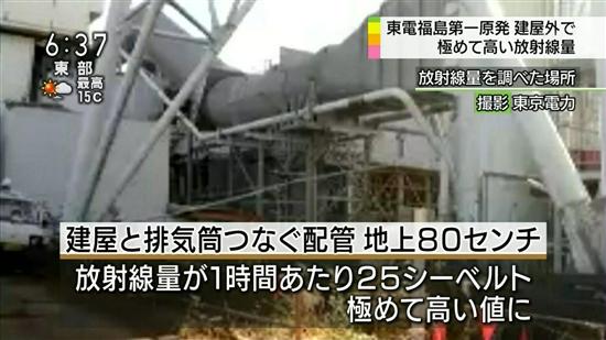25Svの衝撃福島第1原発1,2号機排気筒で即死の危険性がある線量確認福島の今は東京電力福島第一原発事故 %e9%a3%9f%e3%83%bb%e5%97%9c%e5%a5%bd%e5%93%81 %e9%87%91%e8%9e%8d%e3%83%bb%e5%b8%82%e6%b3%81 %e8%a9%90%e6%ac%ba%e3%83%bb%e5%81%bd%e8%a3%85%e8%a1%a8%e7%a4%ba%e7%ad%89 economy %e7%b5%8c%e5%96%b6 health saigai %e6%97%a5%e6%9c%ac%e3%81%ae%e9%87%8c%e5%b1%b1 %e6%94%bf%e7%ad%96%e3%83%bb%e7%9c%81%e5%ba%81 politics tepco %e5%8a%b4%e5%83%8d%e3%83%bb%e5%b0%b1%e8%81%b7 %e5%85%ac%e5%8b%99%e5%93%a1%e7%8a%af%e7%bd%aa yakunin %e4%bc%81%e6%a5%ad%e4%b8%8d%e7%a5%a5%e4%ba%8b %e3%83%96%e3%83%a9%e3%83%83%e3%82%af%e4%bc%81%e6%a5%ad %e3%82%b5%e3%82%a4%e3%82%a8%e3%83%b3%e3%82%b9 %e3%81%9d%e3%81%ae%e4%bb%96