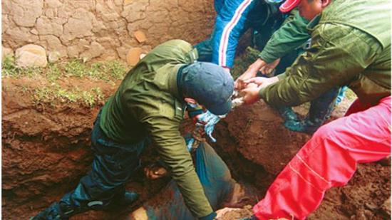 供養にならないのでは・・・レイプ殺人犯を住民が生き埋め=被害女性と同じ埋葬地にボリビア health %e6%ad%b4%e5%8f%b2 international